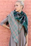 Blanket Wraps/Scarves